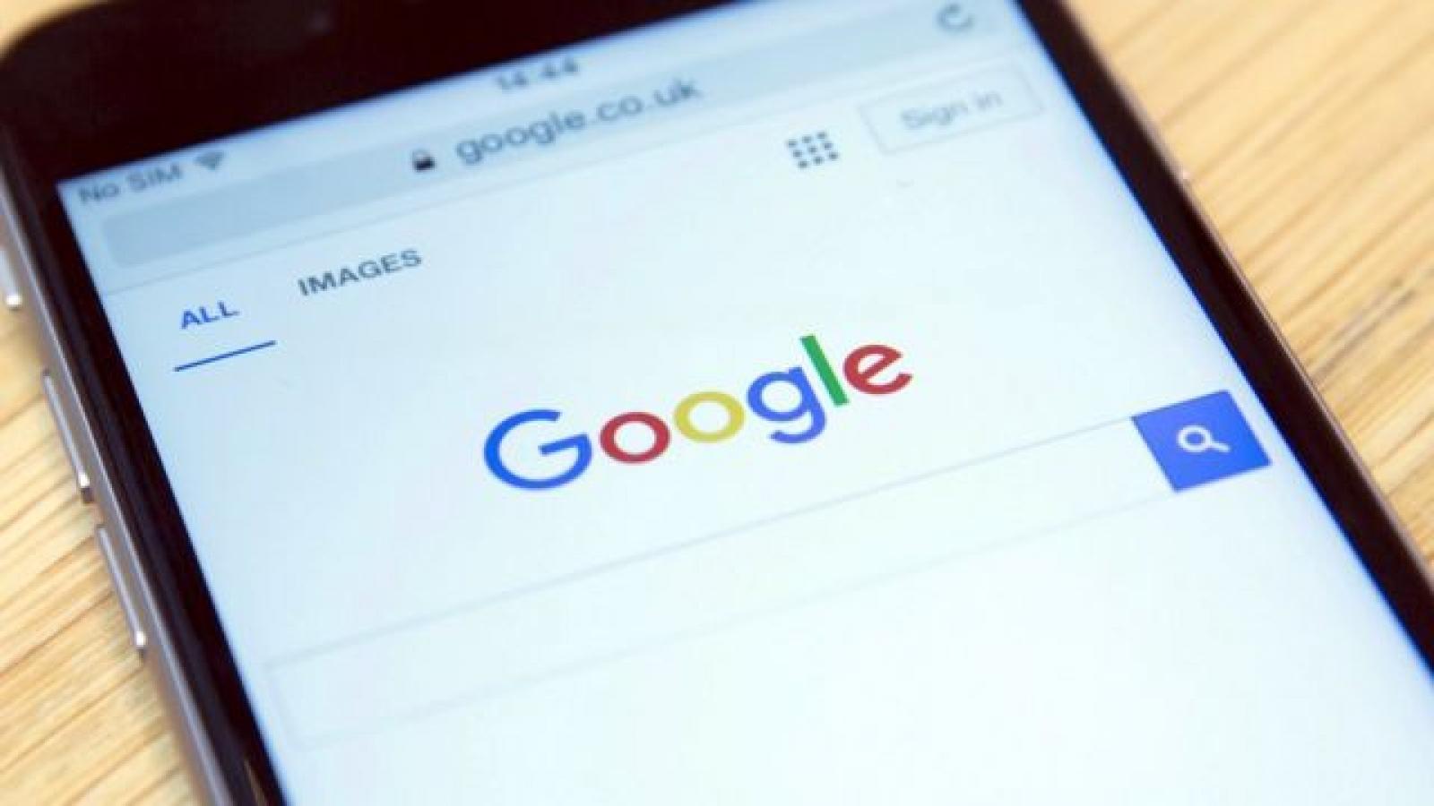 Google góp 25 triệu Euro cho quỹ chống tin giả