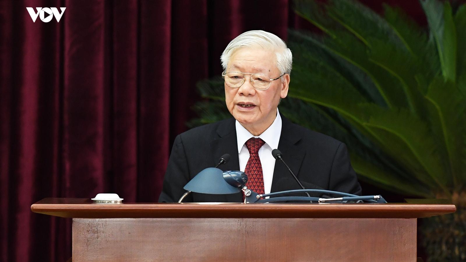 Toàn văn phát biểu bế mạc Hội nghị Trung ương 2 của Tổng Bí thư, Chủ tịch nước