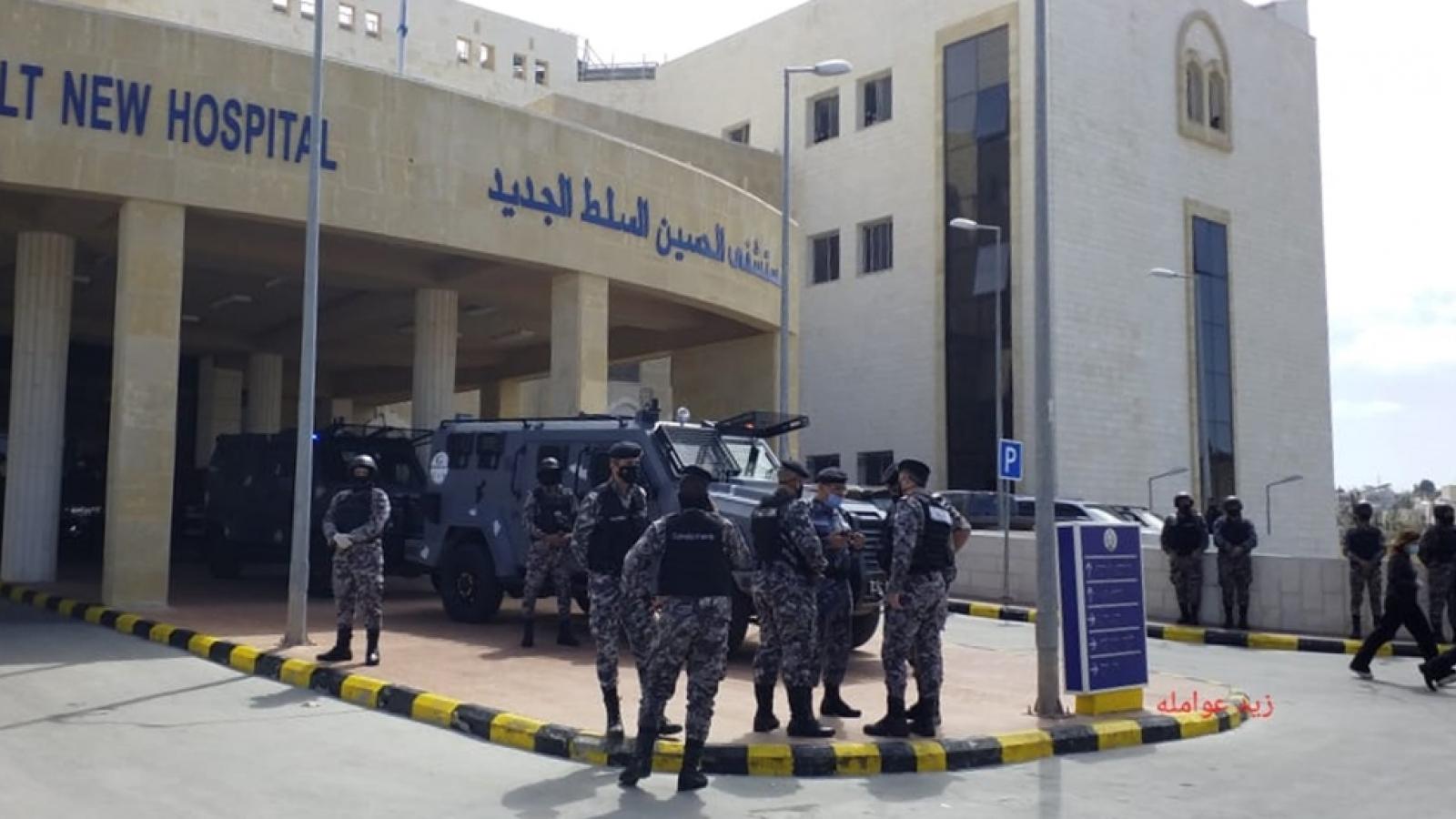 Bộ trưởng Y tế Jordan từ chức sau khi 6 bệnh nhân COVID-19 tử vong