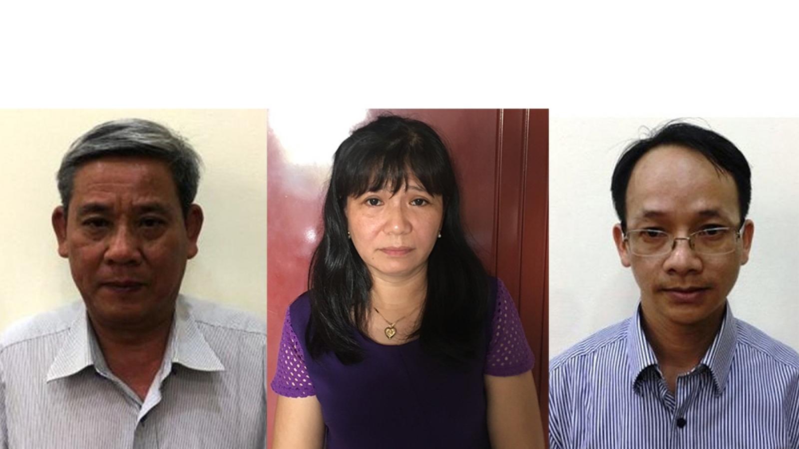 Nguyên Phó Chánh Văn phòng UBND TP.HCM bị khởi tố