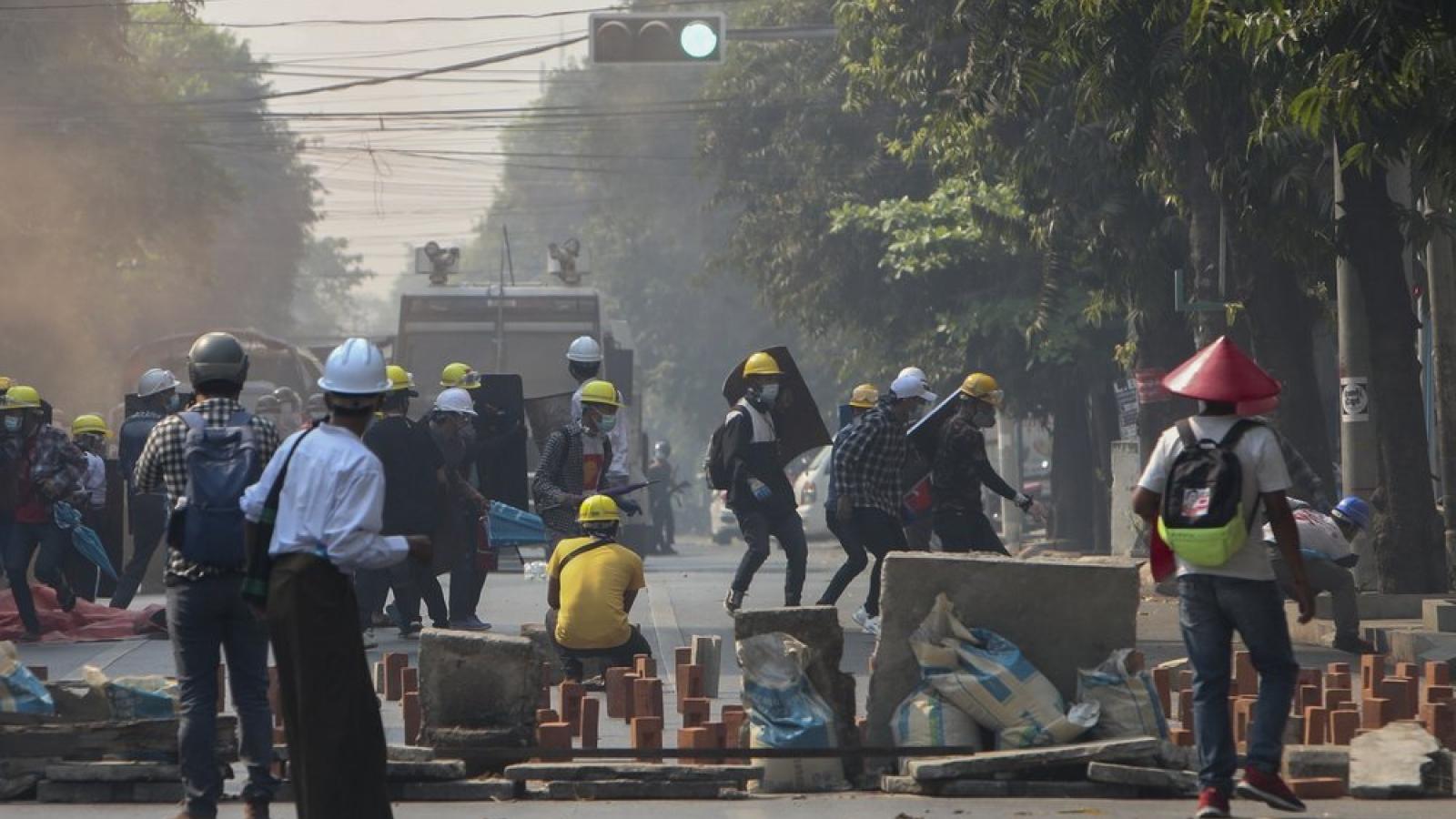 Mỹ kêu gọi Trung Quốc dùng ảnh hưởng giải quyết bất ổn chính trị ở Myanmar