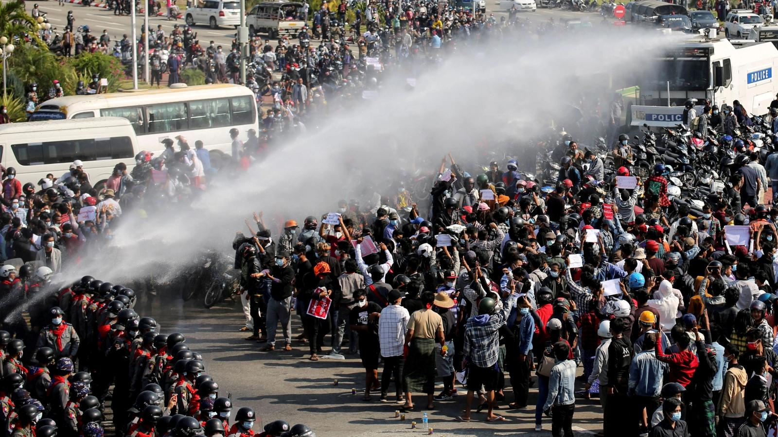 Việt Nam rất quan ngại về tình trạng bạo lực và thương vong gia tăng ở Myanmar