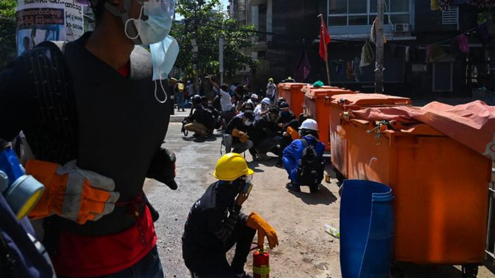 Tình hình Myanmar phức tạp: EU tính mở rộng trừng phạt