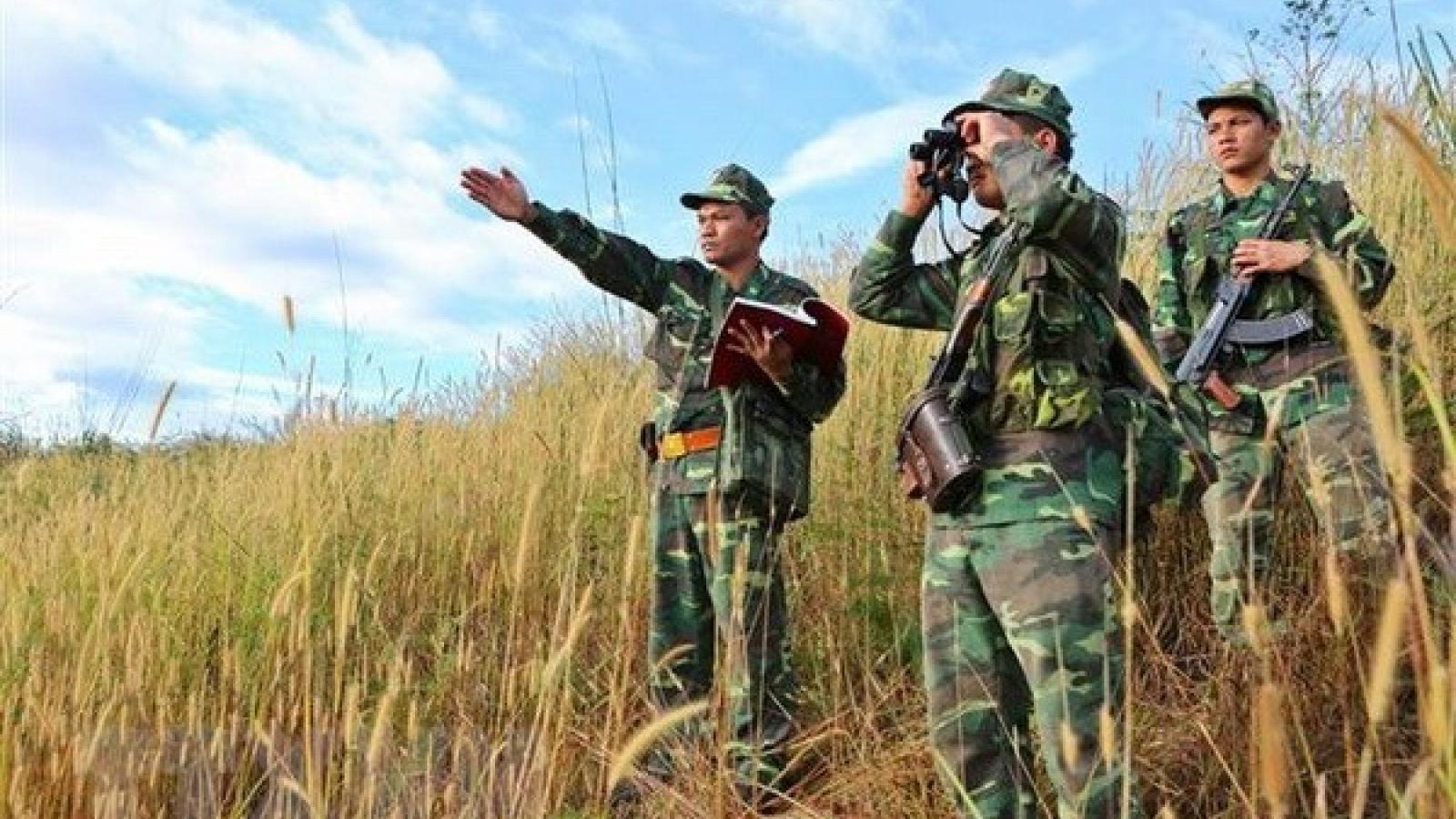 Đắk Nông đề nghị cho 12 đồn biên phòng và Tiểu đoàn huấn luyện cơ động bầu cử sớm 1 ngày