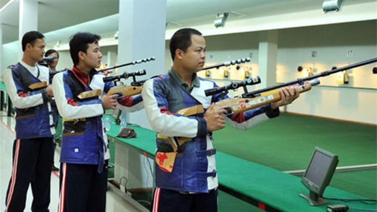 New record set at National Clubs Shooting Championship 2021