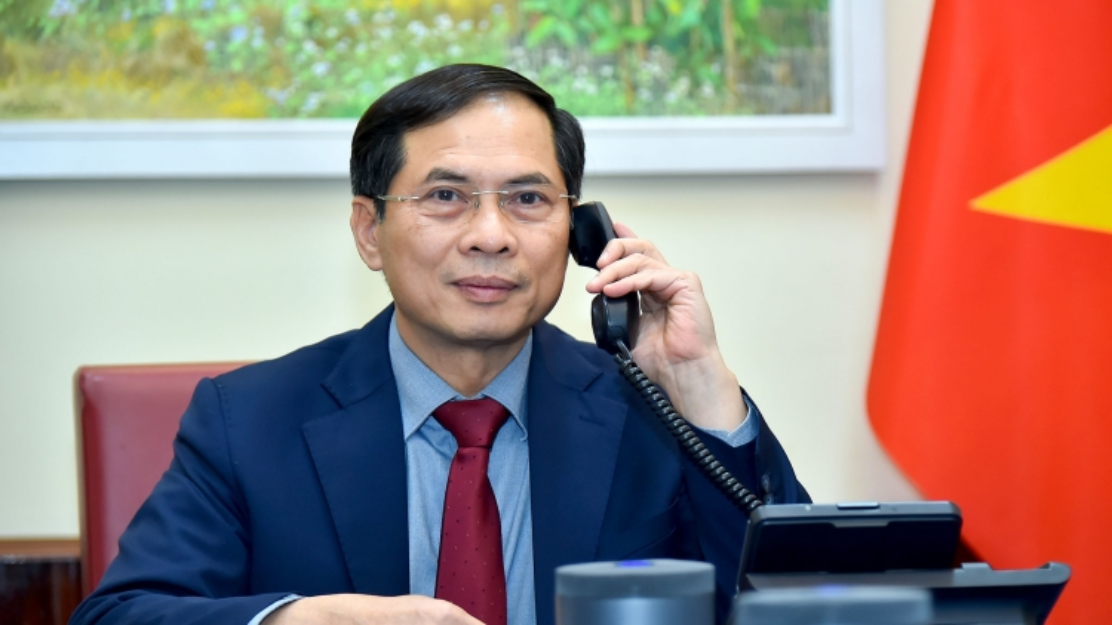 Hợp tác chặt chẽ để thúc đẩy quan hệ Đối tác toàn diện Việt Nam - Hoa Kỳ
