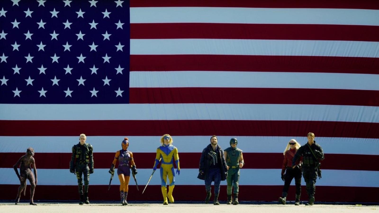 """""""The Suicide Squad"""" tung trailer đánh dấu sự trở lại của Biệt đội cảm tử"""