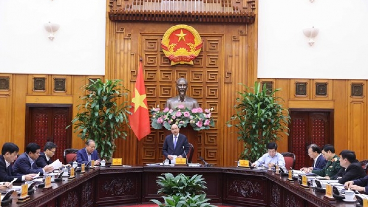 Cabinet permanent members discuss mid-term budget allocation