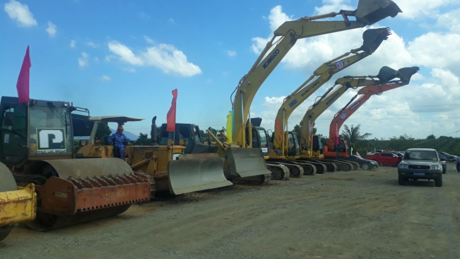 Ninh Thuận sớm bàn giao mặt bằng chodự án cao tốc Bắc-Nam