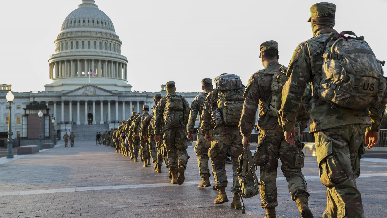 Mỹ thắt chặt an ninh đồi Capitol sau cảnh báo âm mưu bị tấn công