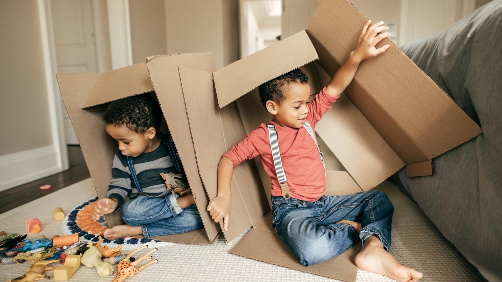 Các hoạt động thú vị cho trẻ khi ở nhà