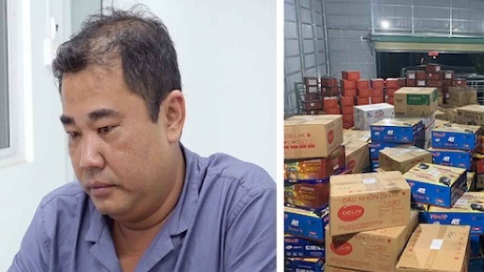 """Bắt nhóm đối tượng """"chạy điều chuyển"""" Giám đốc Công an tỉnh An Giang với giá 20 tỷ"""