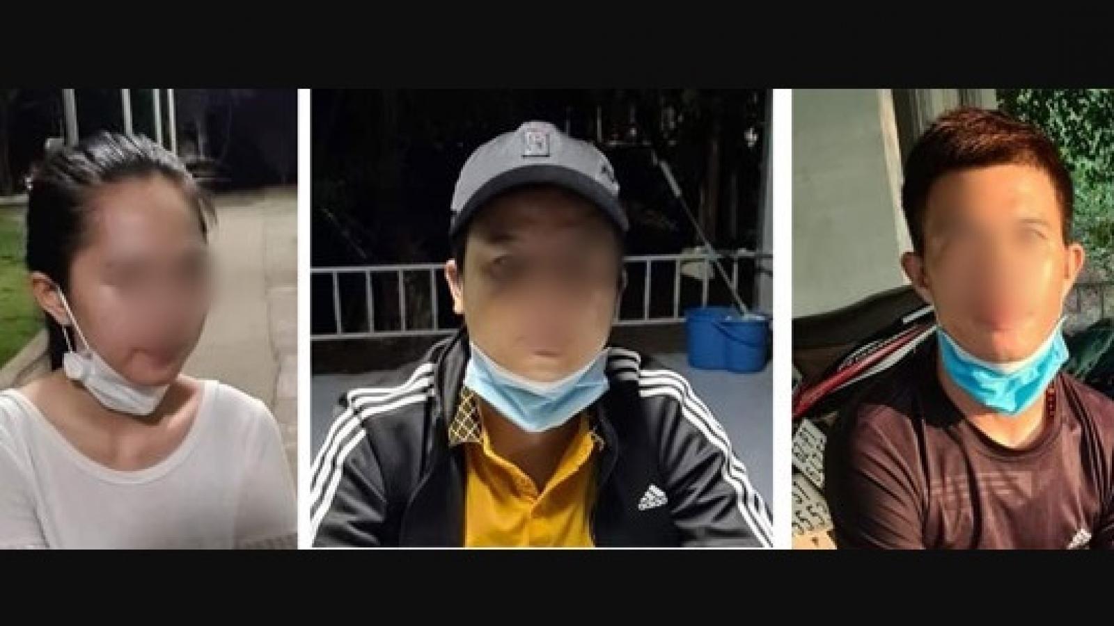 Long An bắt giữ 5 đối tượng xuất cảnh trái phép sang Campuchia