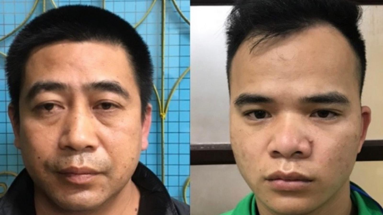 Bắt giữ 2 xe ô tô chở 9 người Trung Quốc nhập cảnh trái phép tại Lạng Sơn