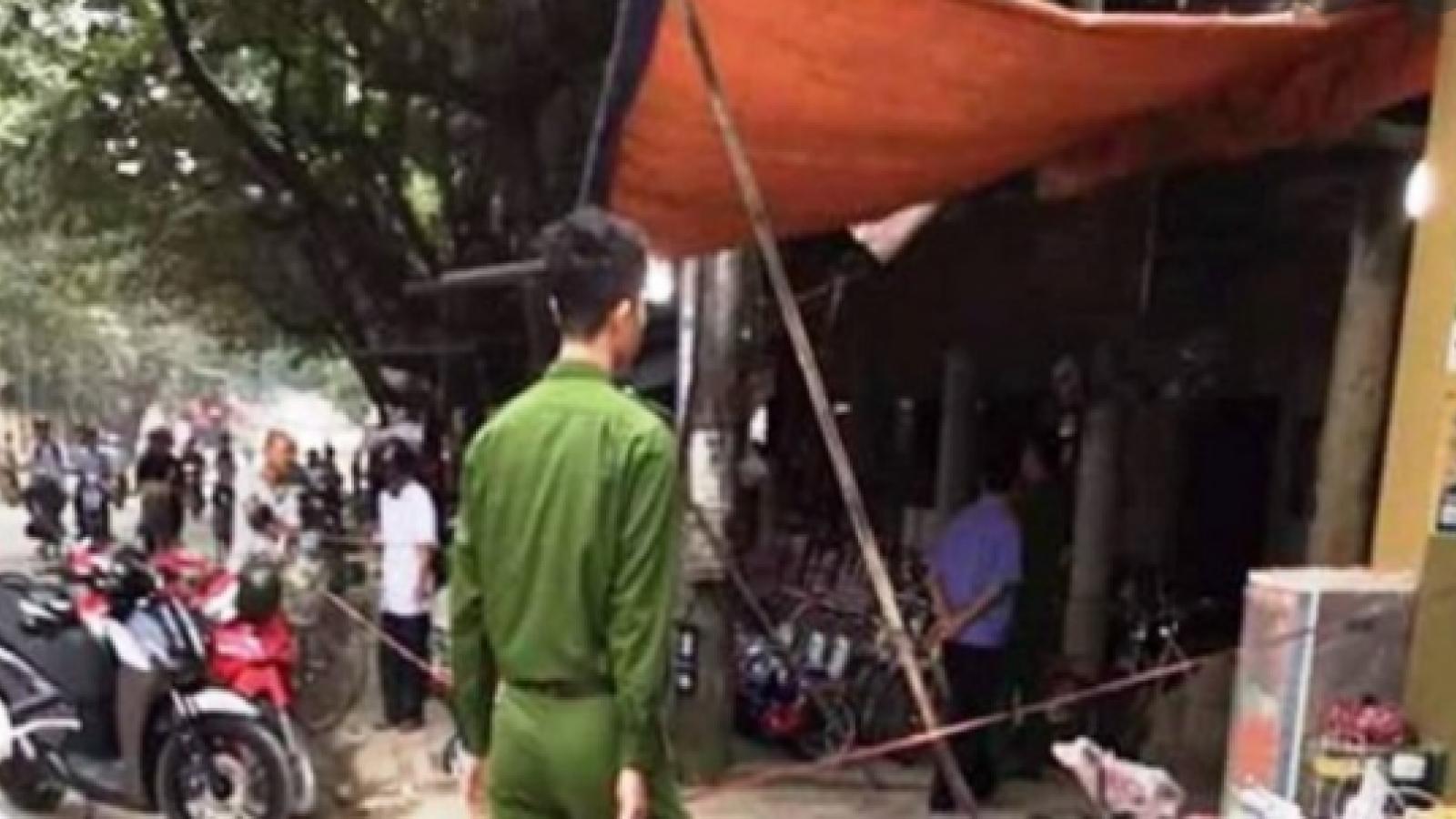 Yên Bái: Nam thanh niên chém trọng thương 3 người trong gia đình