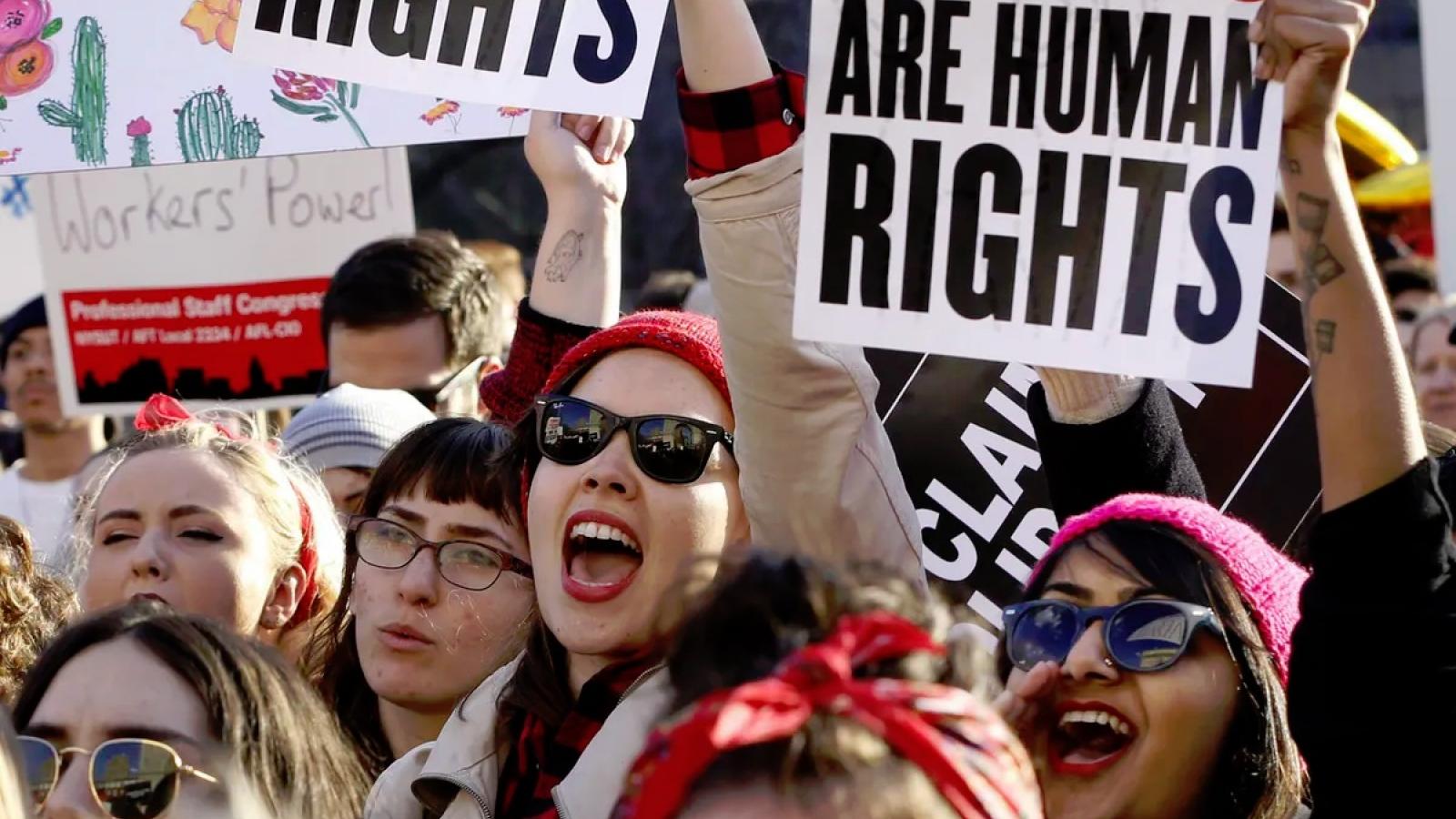 Ngày Quốc tế Phụ nữ 8/3: Khi phụ nữ lên tiếng
