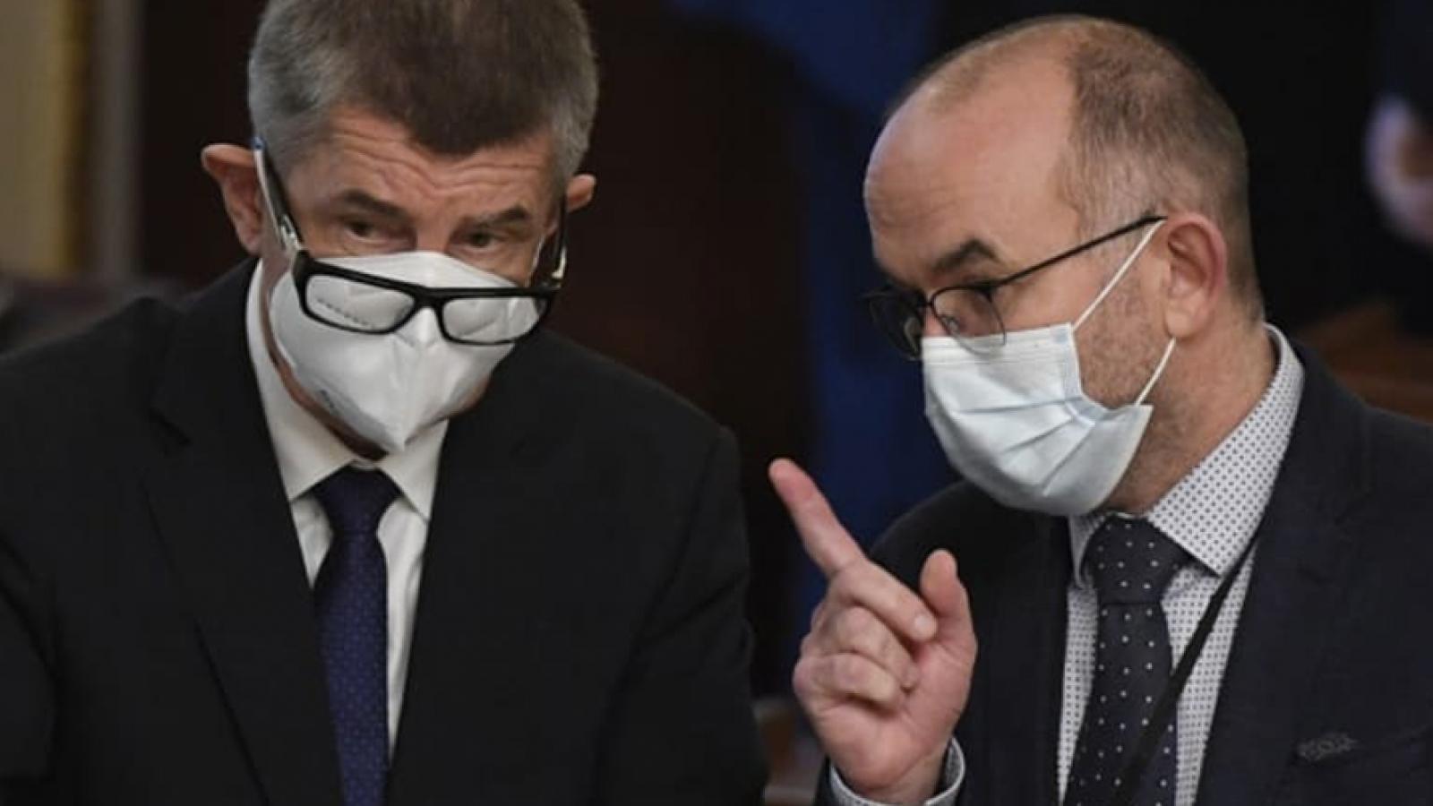 Chính phủ Séc đề xuất gia hạn tình trạng khẩn cấp thêm 30 ngày
