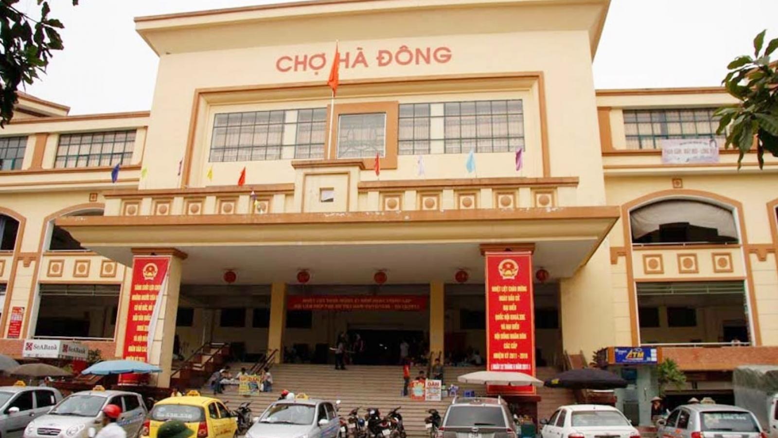 Kẻ lừa đảo rao bán chốt công an ở chợ Hà Đông, giá 1,5 tỷ đồng