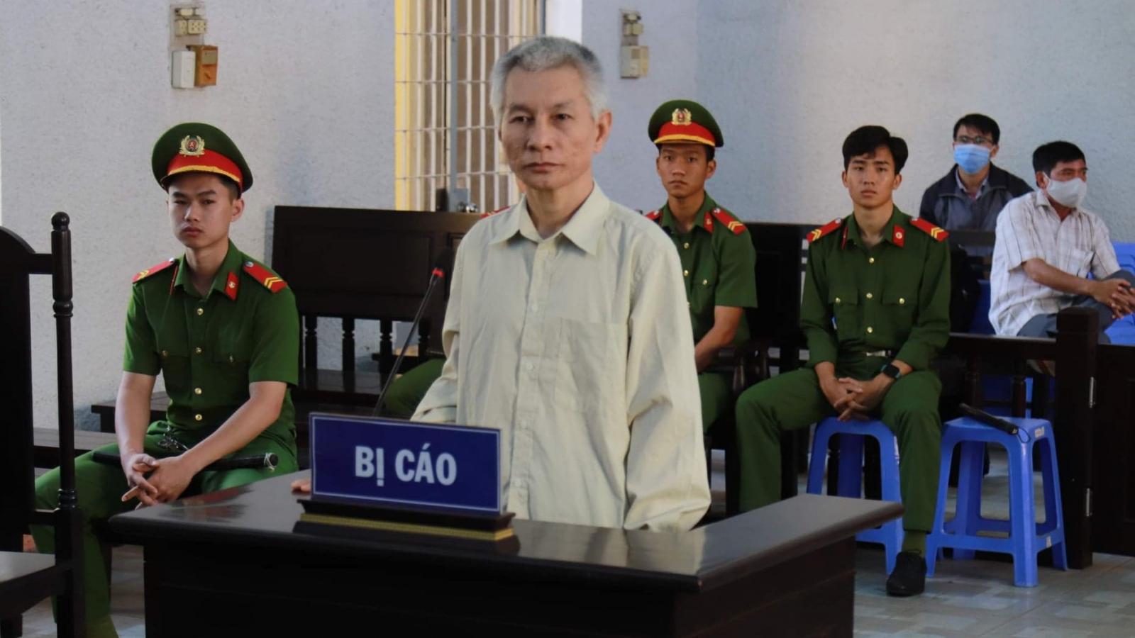 Đắk Lắk: 6,5năm tù giam cho đối tượngcó hành vichống pháNhà nước