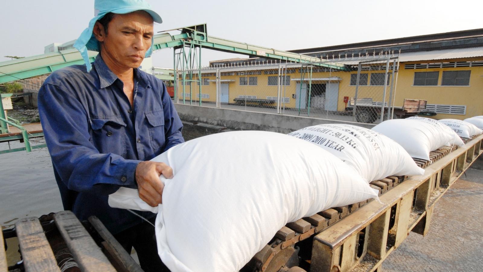 Vietnamese rice records new price peak