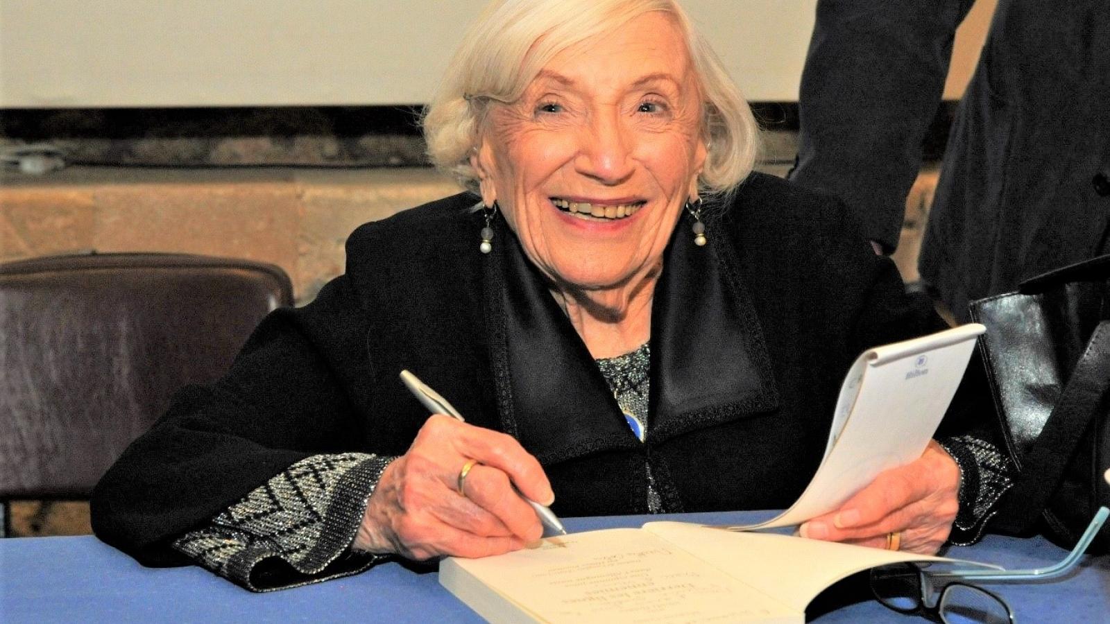 Câu chuyện có thật về nữ điệp viên người Pháp gốc Do Thái