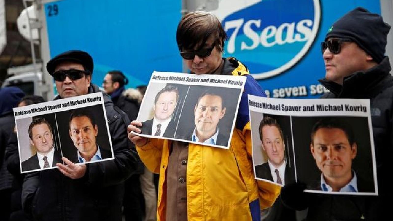 Trung Quốc xét xử công dân Canada Michael Kovrig