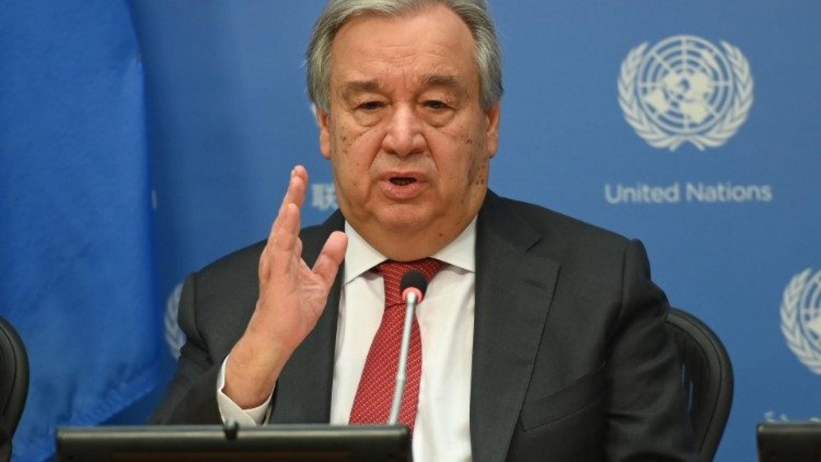 Liên Hợp Quốc kêu gọi tài trợ 5,5 tỷ USD giúp 34 triệu người dân tránh đói