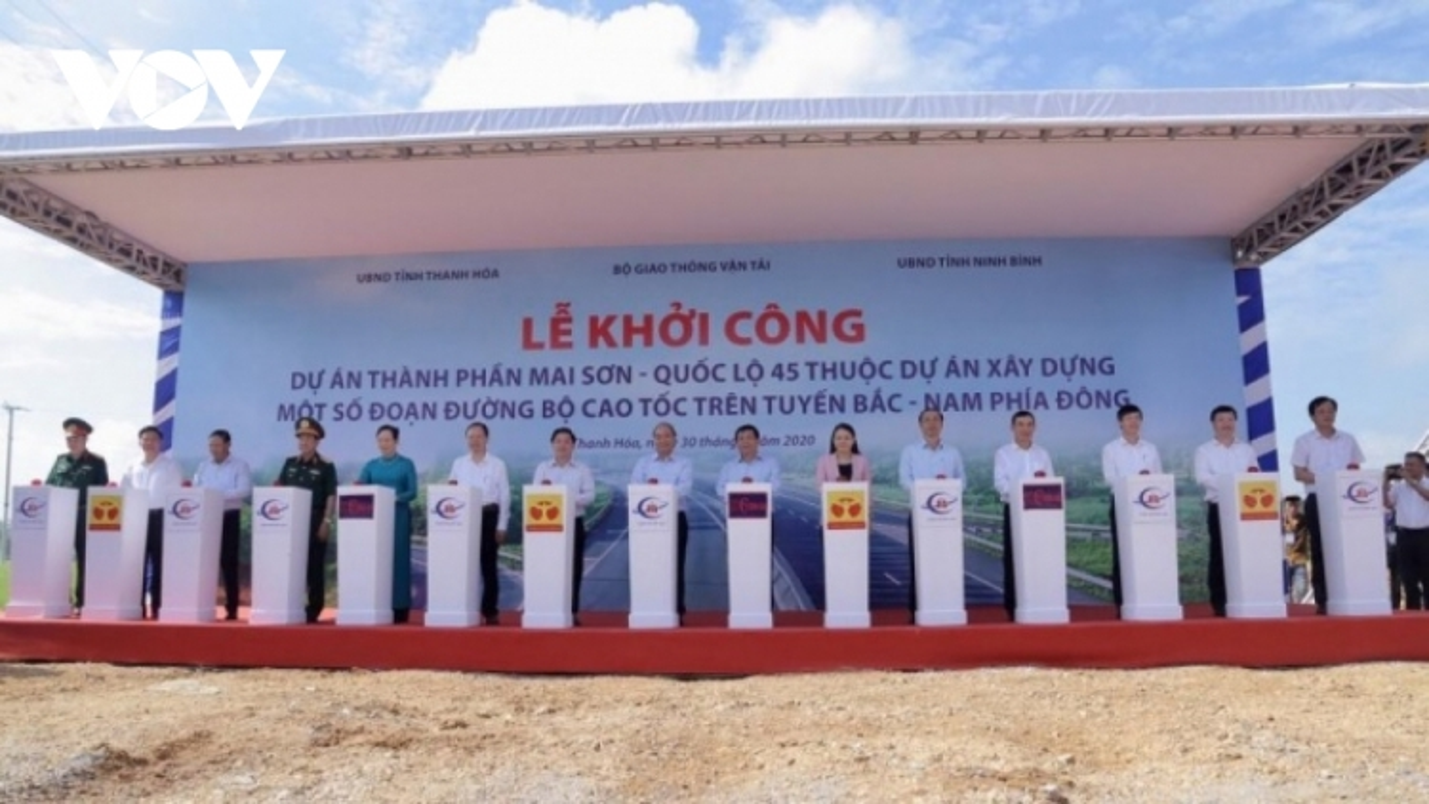 Sắp khởi công 2 dự án cuối cùng của cao tốc Bắc - Nam đoạn từ Thanh Hóa đến Nghệ An