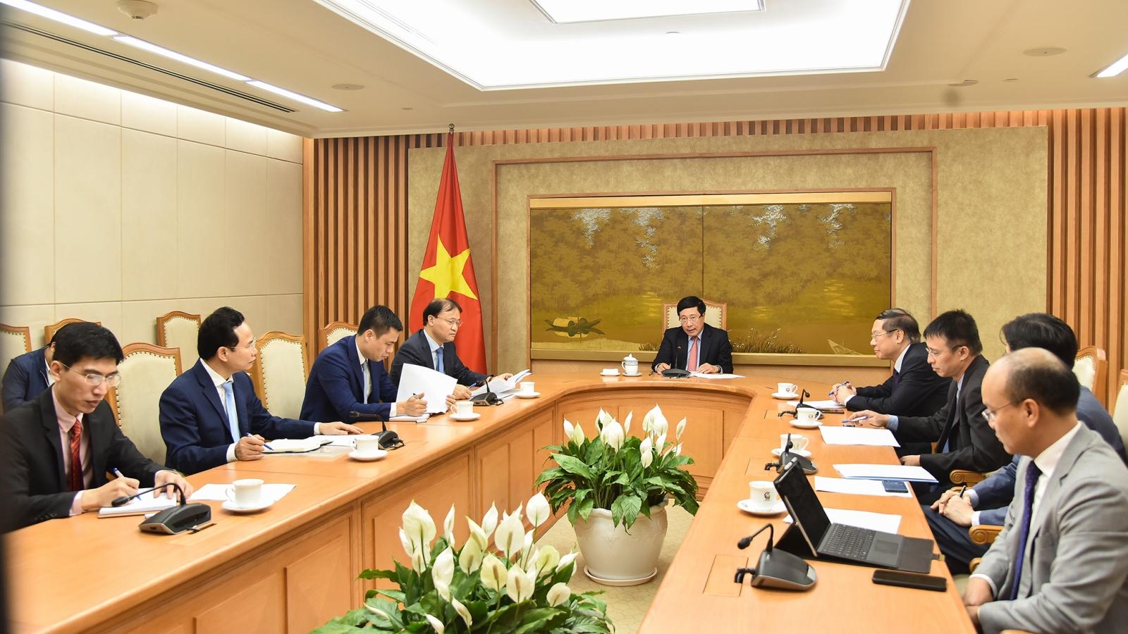 Việt Nam và Mỹ trao đổi trực tuyến về biến đổi khí hậu