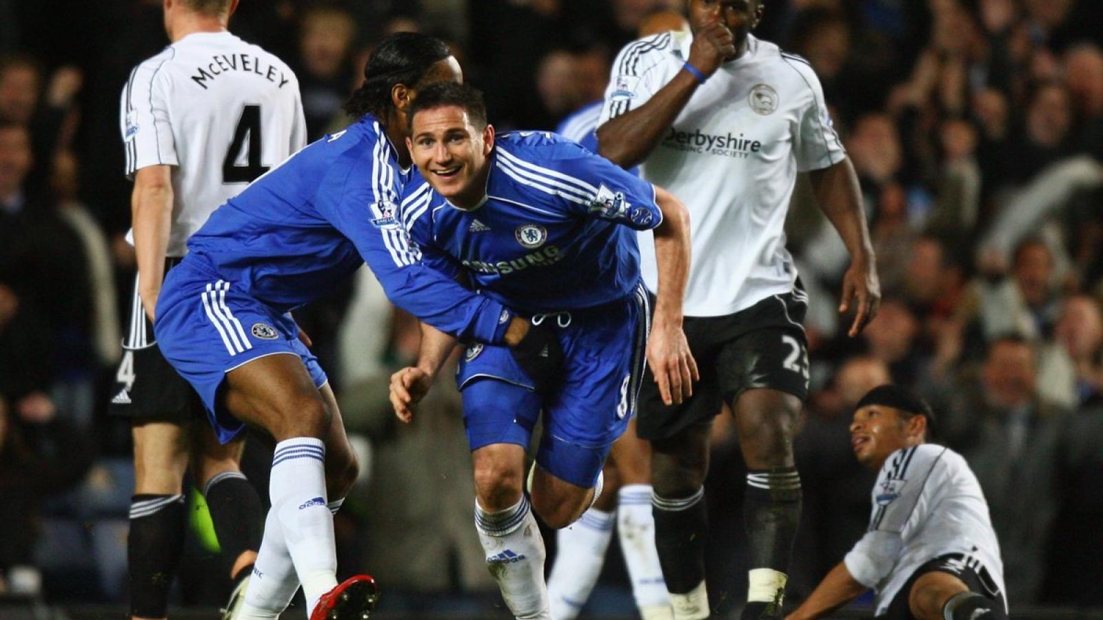 Ngày này năm xưa: Frank Lampard đi vào lịch sử Ngoại hạng Anh
