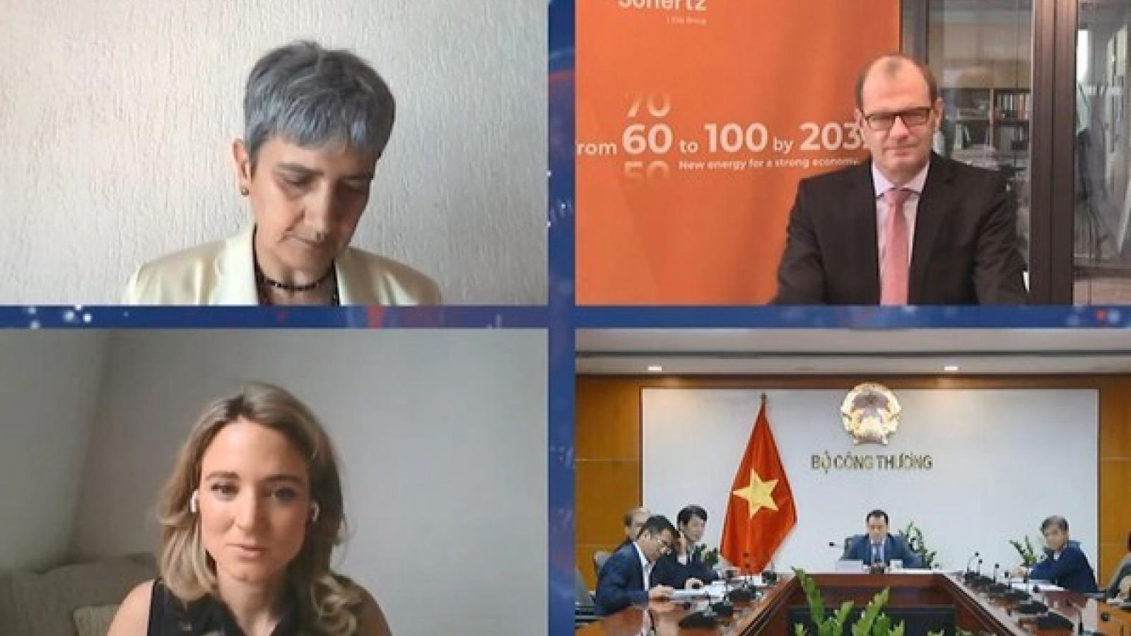 Vietnam represented at seventh Berlin Energy Transition Dialogue