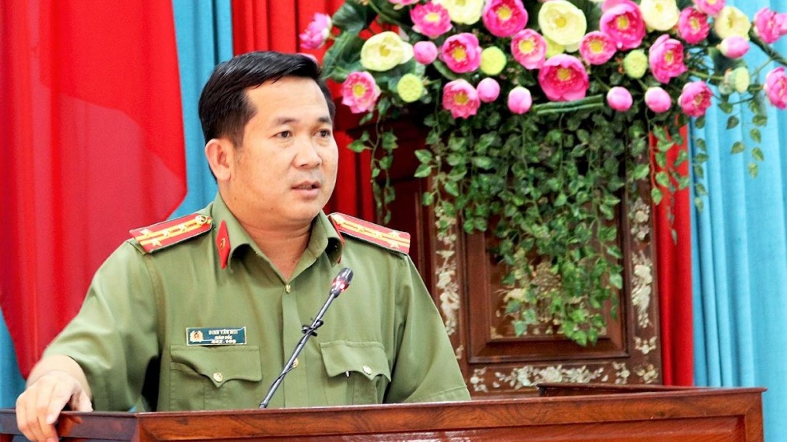 """Giám đốc Công an tỉnh An Giang chia sẻ vụ việc bị tội phạm tìm cách """"điều chuyển"""""""