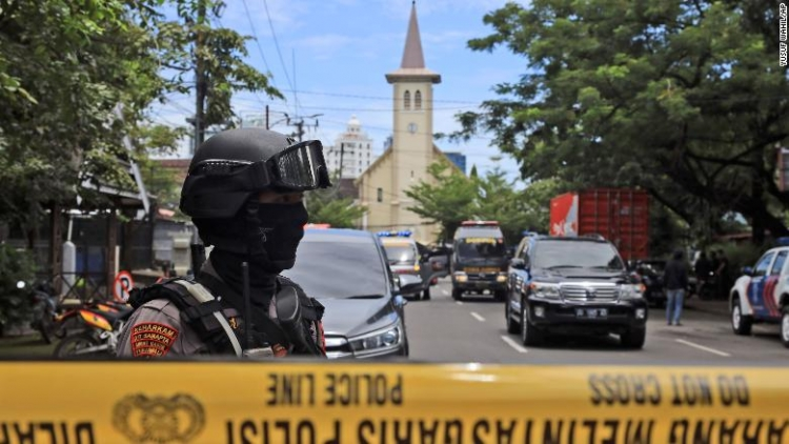 Hội đồng Bảo an Liên Hợp Quốclên án vụ tấn công khủng bố nhà thờ tại Indonesia