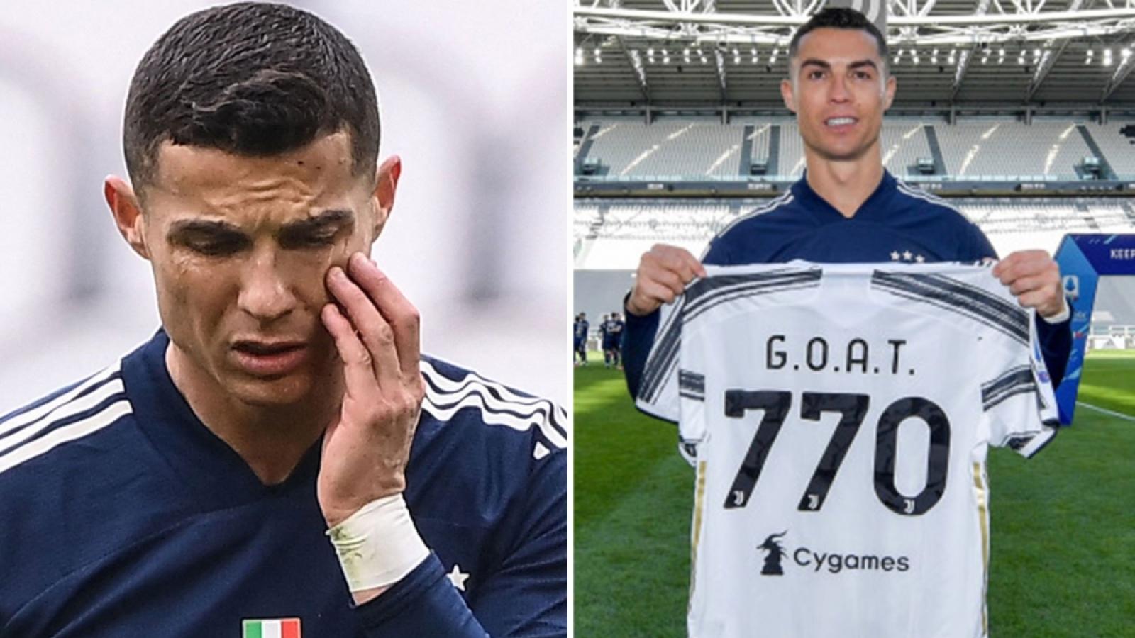 Dấu hiệu cho thấy Cristiano Ronaldo đã quyết chí rời Juventus?