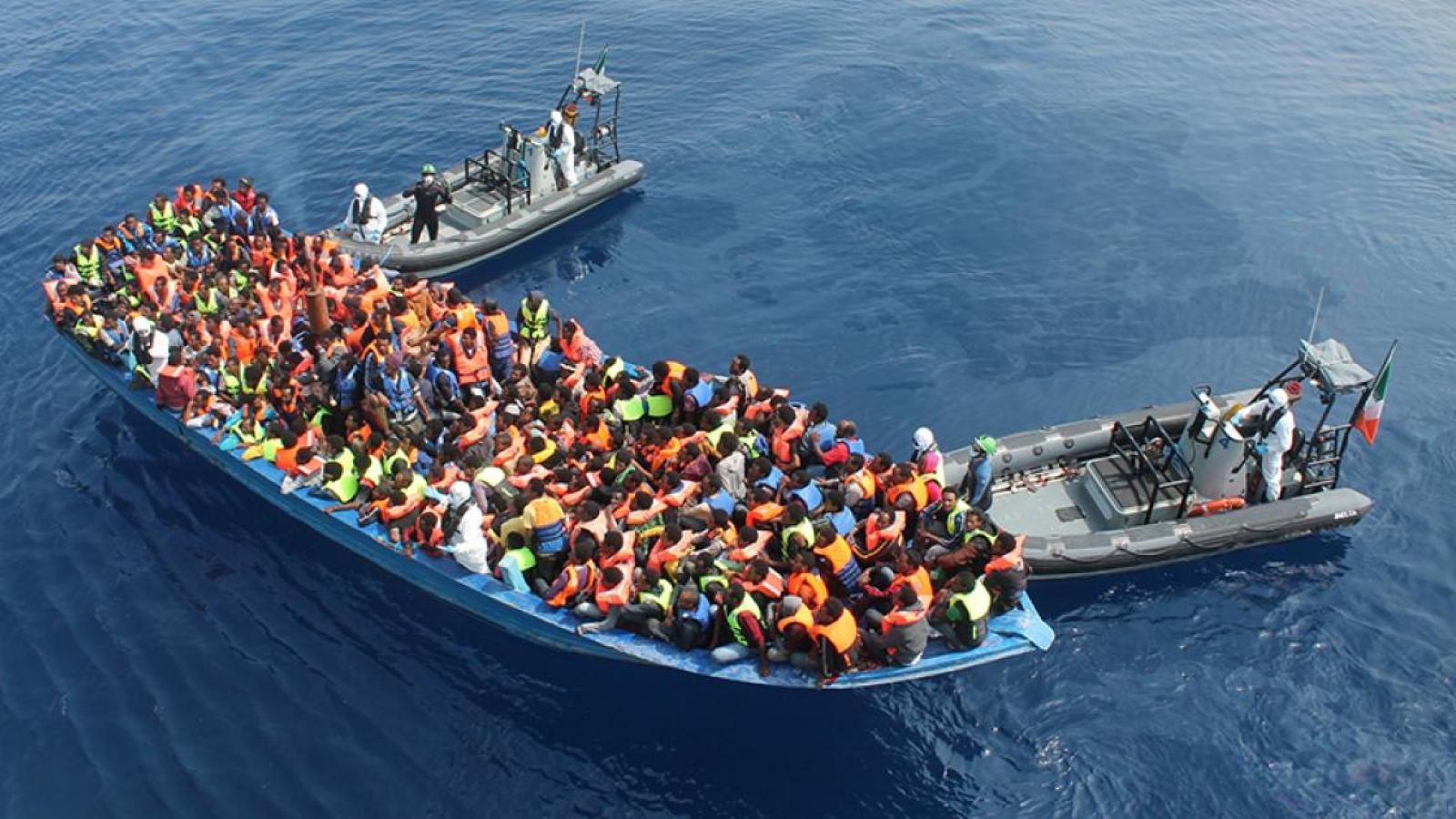 Các quốc gia Nam Âu họp bàn về chính sách di cư mới
