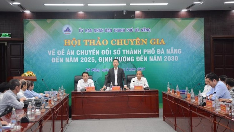 Digital transformation expected to help Da Nang with smart city building