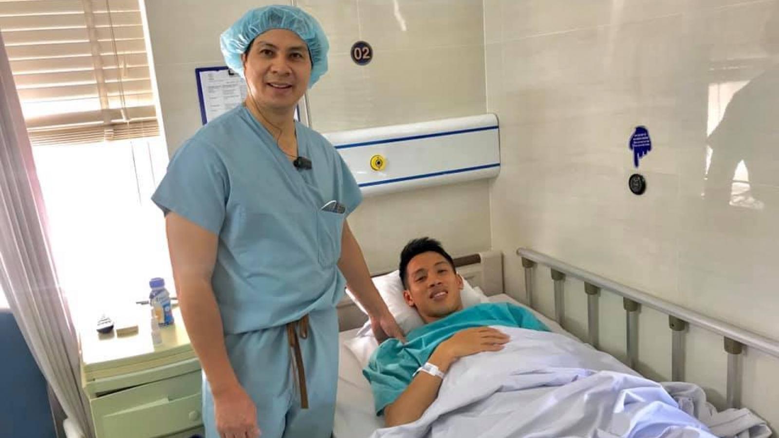 Hùng Dũng được phẫu thuật thành công