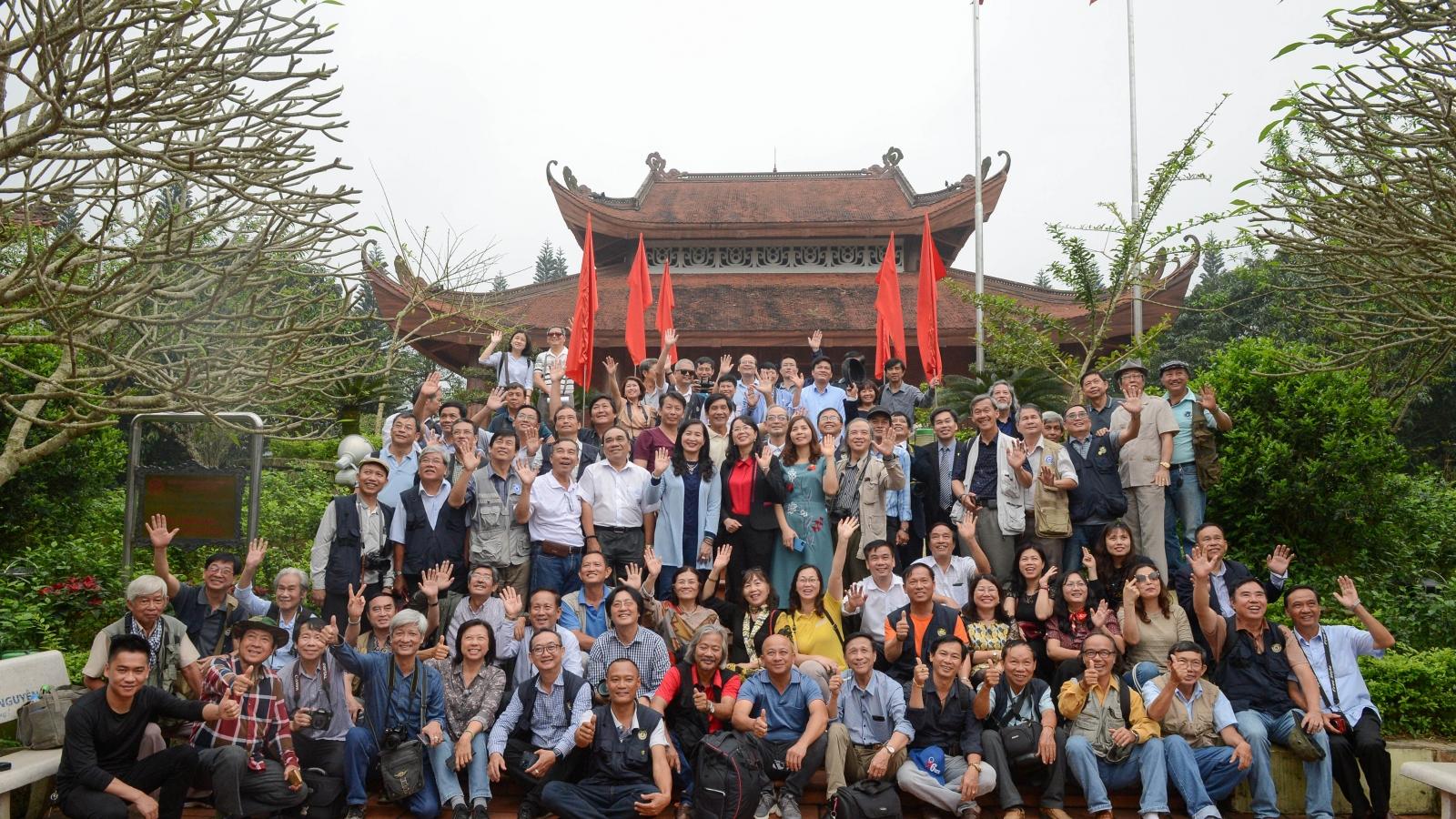 Nhiều hoạt động kỷ niệm 68 năm Ngày truyền thống Nhiếp ảnh Việt Nam