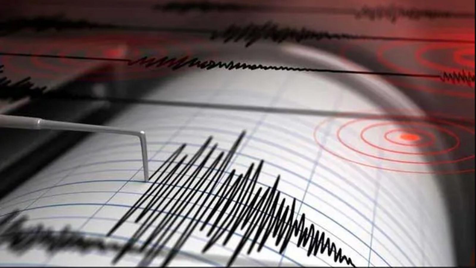 Động đất mạnh 7,2 độ, Nhật Bản phát cảnh báo sóng thần