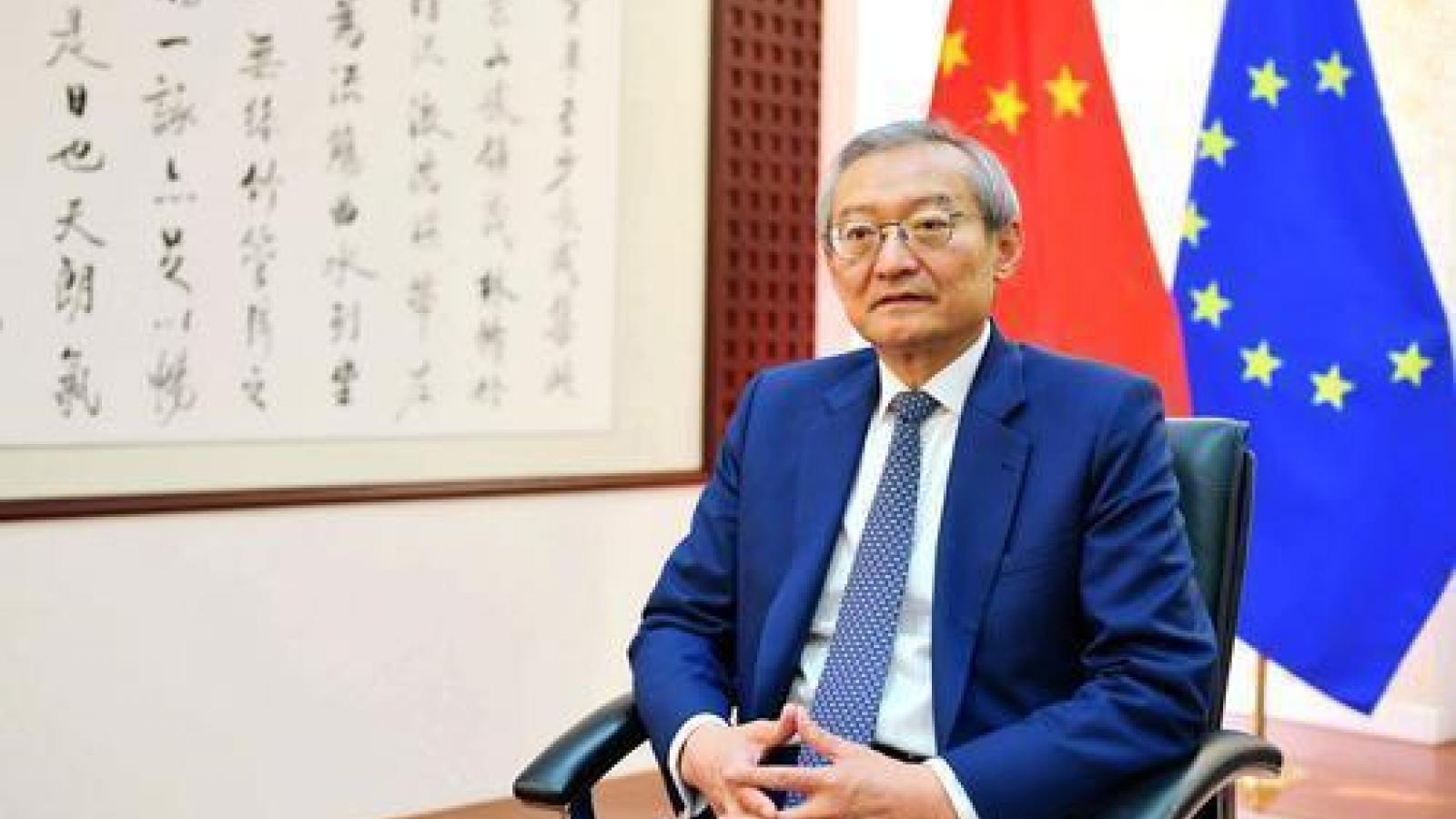 """Trung Quốc tuyên bố sẽ """"theo đến cùng"""" nếu bị EU trừng phạt vì vấn đề Tân Cương"""
