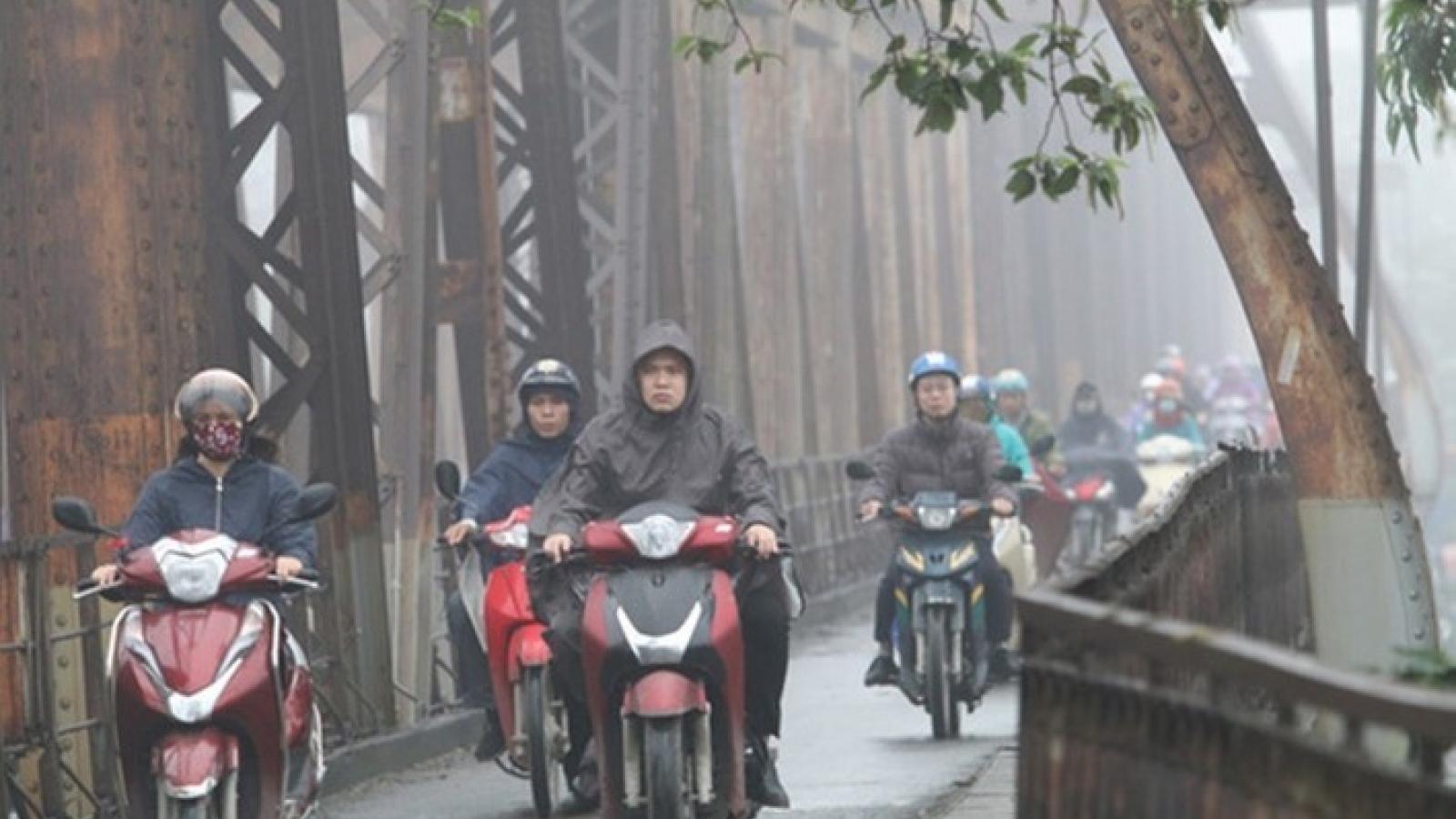 Thời tiết 6/3: Đón không khí lạnh, miền Bắc tiếp tục mưa rét