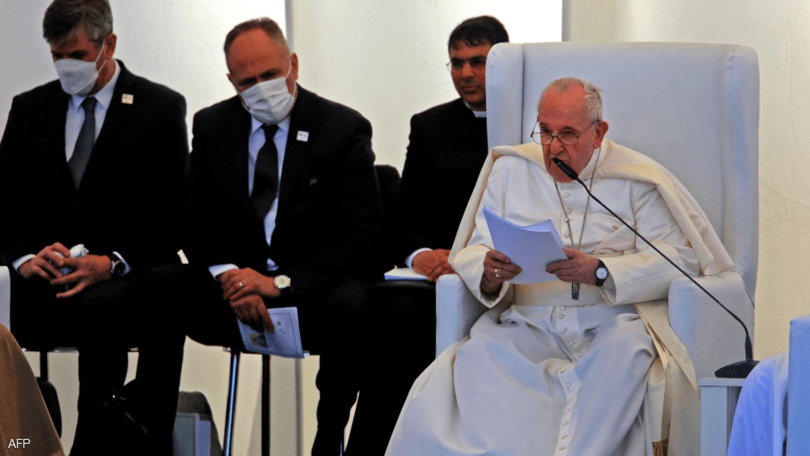 Đức Giáo hoàng: Không thể im lặng khi khủng bố xúc phạm tôn giáo