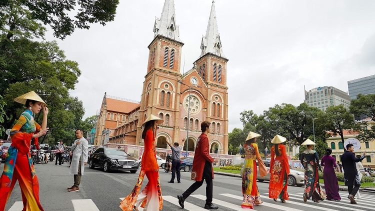 Ho Chi Minh City set to digitise 100 famous tourist attractions
