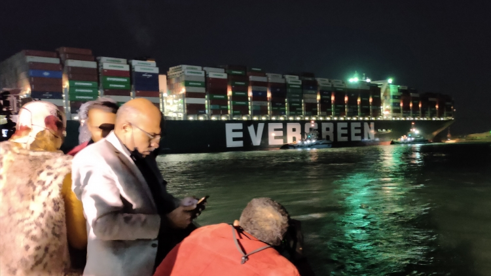 Ai Cập điều tra sự cố tàu Ever Given