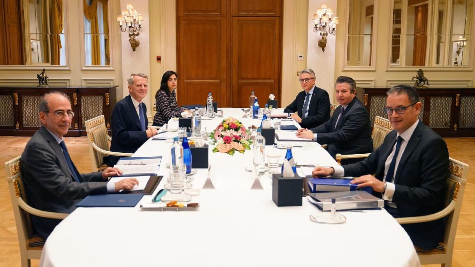 Hy Lạp - Thổ Nhĩ Kỳ hội đàm về tranh chấp hàng hải ở Đông Địa Trung Hải
