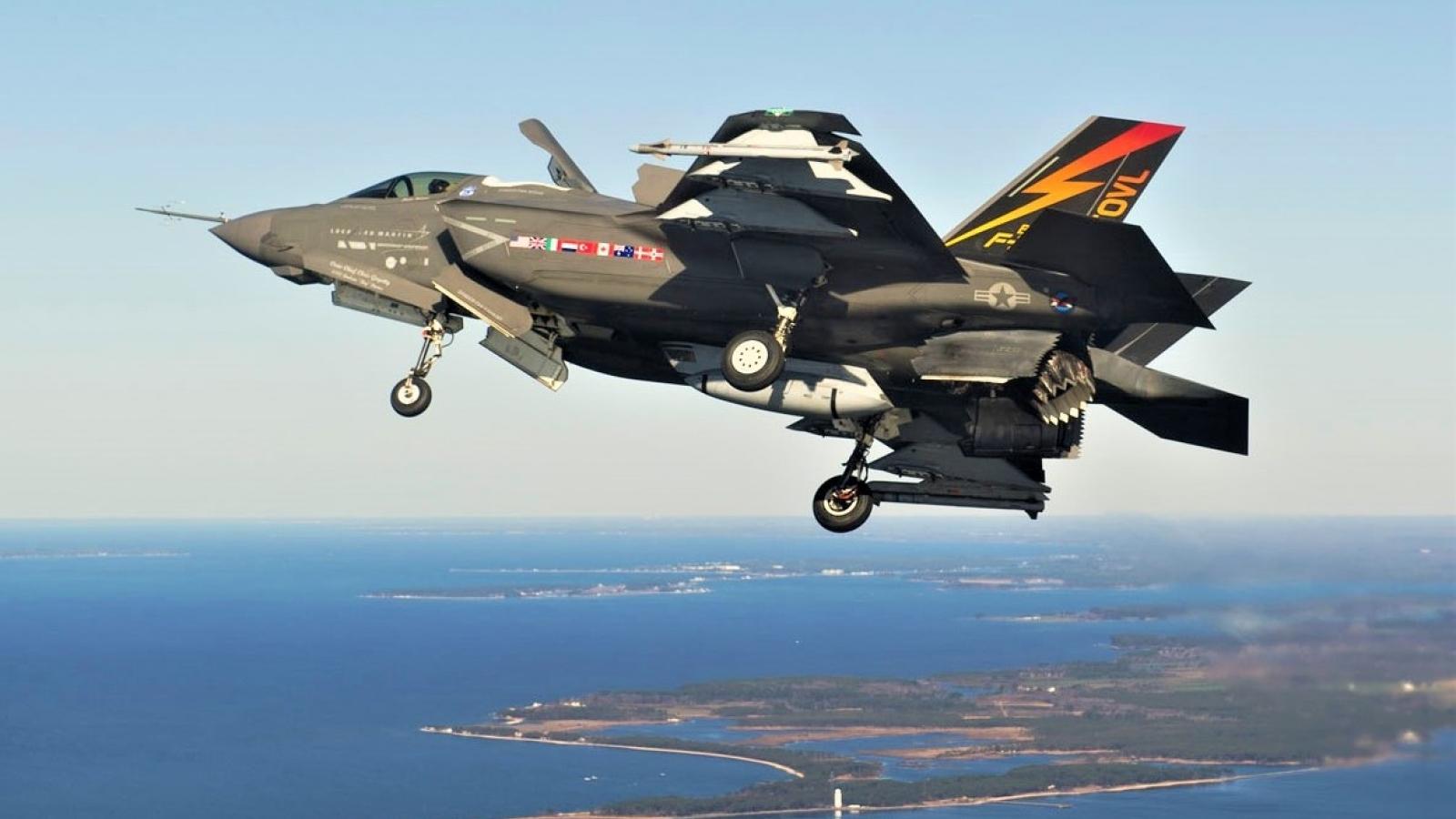 Nguyên nhân khiến Vương quốc Anh cắt giảm 65% đơn hàng F35