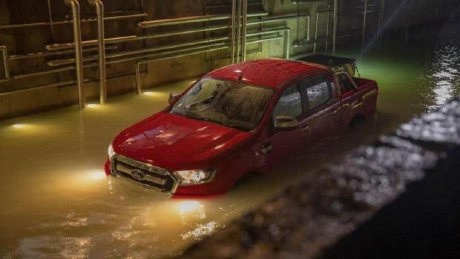 Khám phá những bài thử khắc nghiệt đối với mẫu bán tải Ford Ranger
