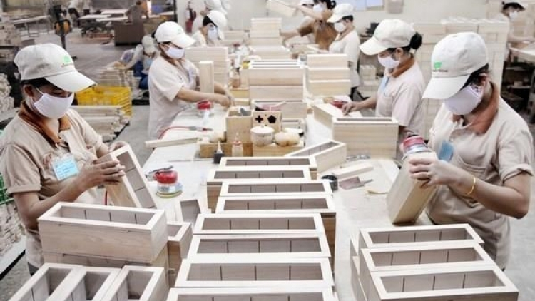 Foreign capital injected in wood industry down 36% in 2020