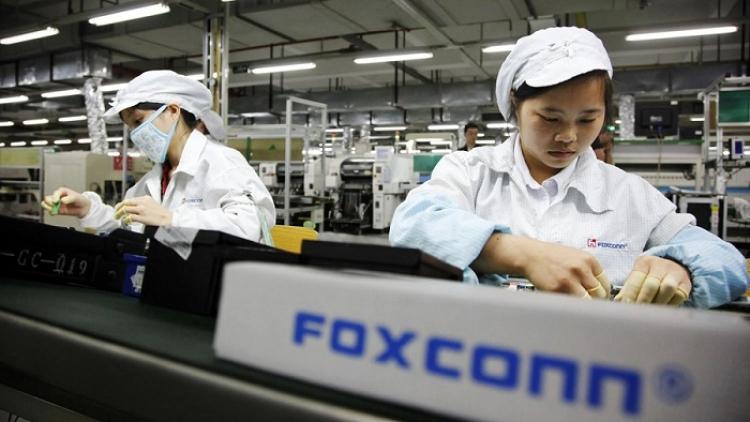 Foxconn poised to invest US$700 million in Vietnam this year