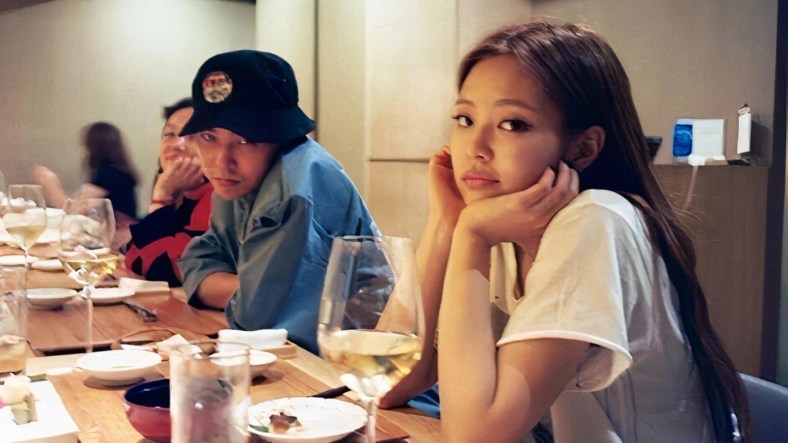 Dù chưa thừa nhận, nhưng Jennie đúng là mẫu phụ nữ lý tưởng của G-Dragon